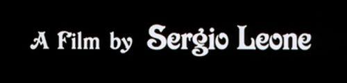 Es war einmal in Amerika Sergio Leone