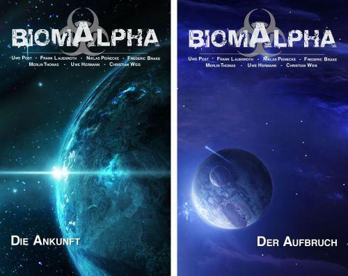 Biom Alpha Sammelbaende