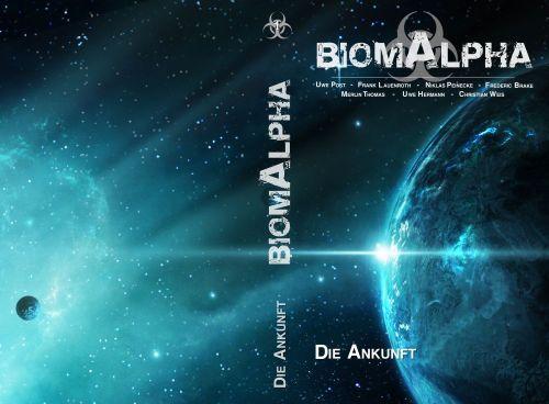 Biom Alpha Sammelband 1 Umlauf